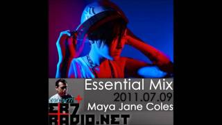 Maya Jane Cole - BBC Essential Mix 2011 (Full)