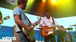 Band of Horses - Throw My Mess (Jimmy Kimmel Live!/2017)