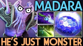 MADARA Dota 2 [Faceless Void] He's Just Monster