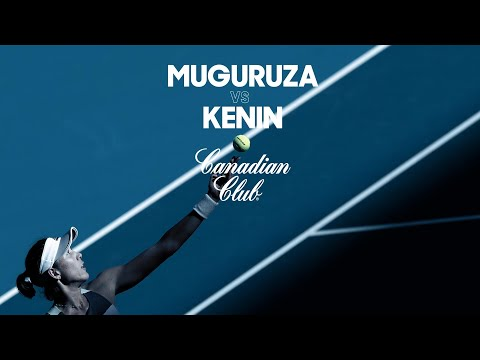 Battle thoughts: Sofia Kenin vs Garbine Muguruza