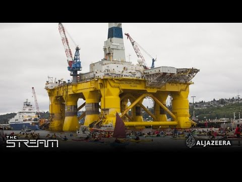 The Stream - #ShellNo: The Arctic Oil battle