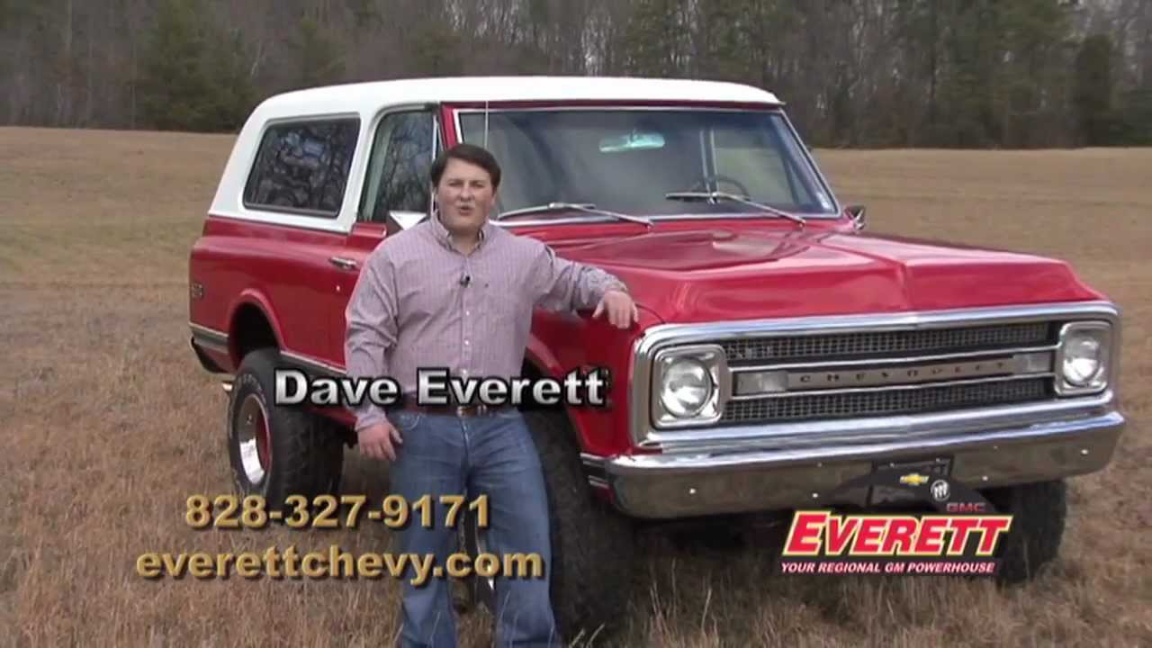 Everett chevrolet hickory north carolina