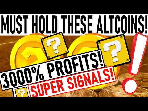 3000% PROFIT BULL RUN ALTCOIN PICKS! $600mil BITCOIN BUY COMING! AMAZING ALTCOIN BUYING OPPORTUNITY!