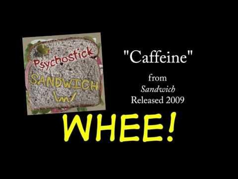 Caffeine + LYRICS [Official] by PSYCHOSTICK