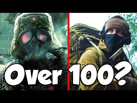 100 NEW OPERATORS? (Rainbow Six Siege)