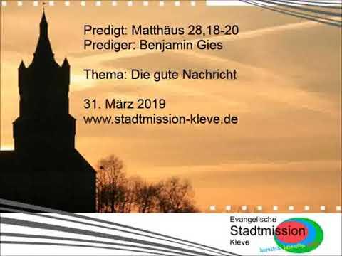 Predigt Matthäus 17 1-9
