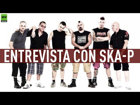 Entrevista con Ska-P, grupo español de ska-punk