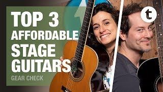 Best Stage Acoustic Guitar for under 1000€? | Thomann