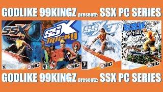 SSX TRICKY PC - ULTRA HD 3840x2160 - GODLIKE 99KINGZ