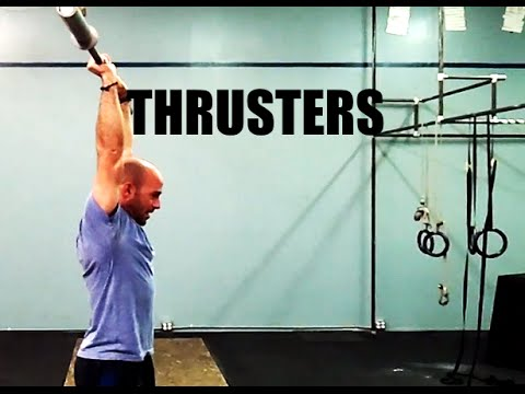 how-to-do-crossfit-thrusters-|-paradiso-crossfit
