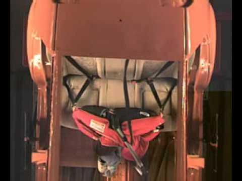 crash test nacelle auto bébé