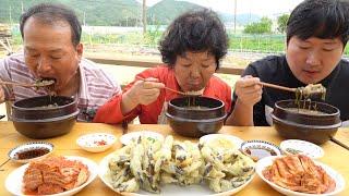 얼큰한 추어탕과 바삭한 추어튀김!(Chueo-tan…
