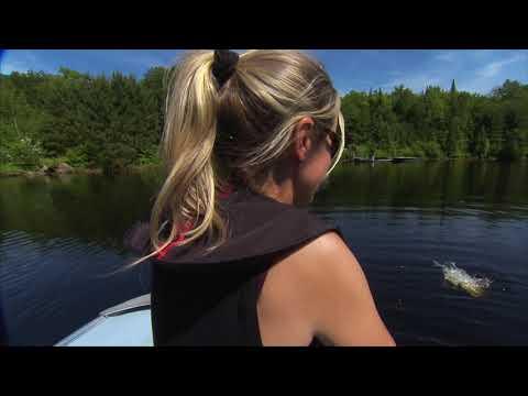 Lac Blanc . Réservez vos vacances à la Pourvoirie du Lac Blanc
