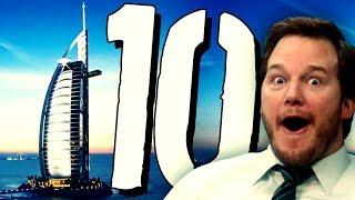 10 najdroższych hoteli świata [TOPOWA DYCHA]