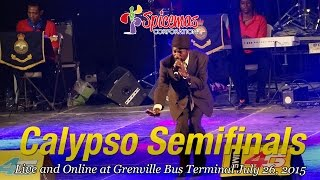 Melody Papitette (Calypso Semifinals) Live