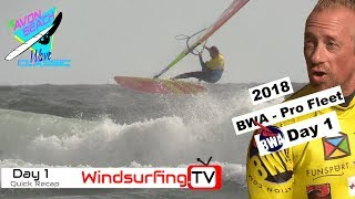 BWA - Round 2 - Avon Beach Wave Classic 2018