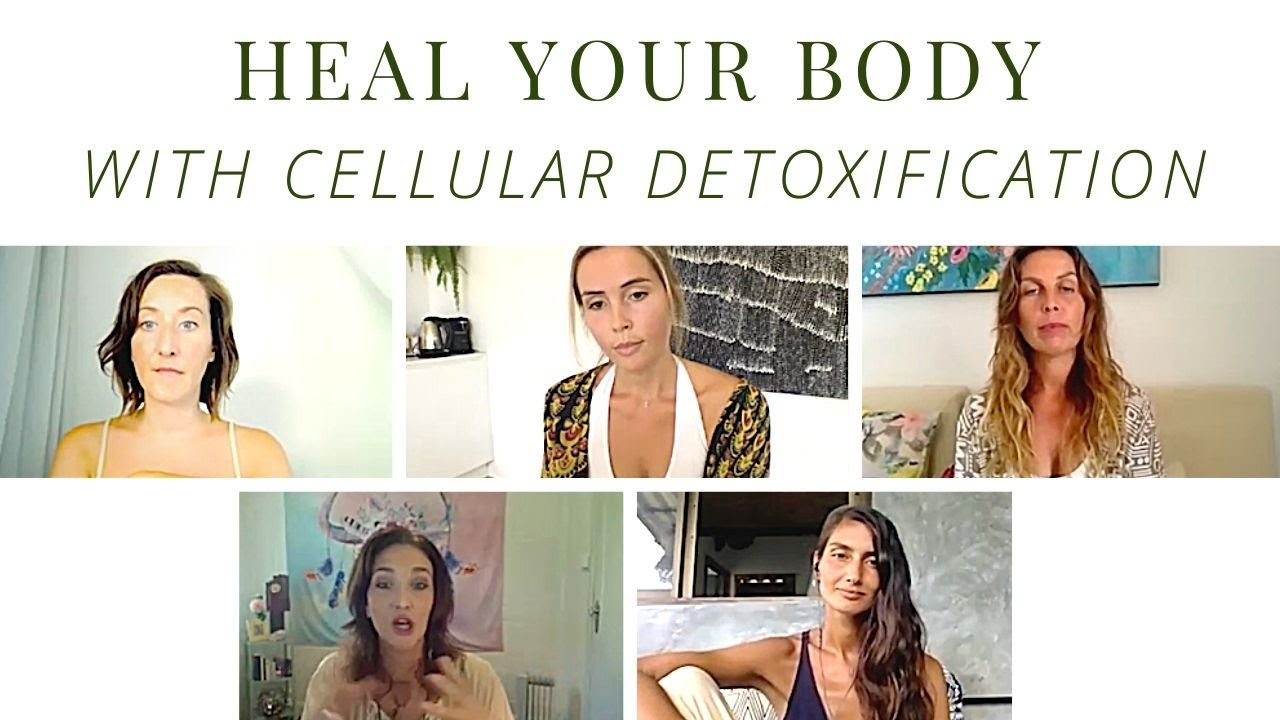 Expert Panel — Vaccines, Detox & Living Your Dream Life (MIRRORED)