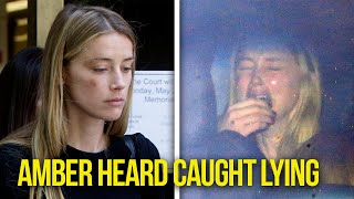 Top 4 Times Amber Heard Was Caught Lying