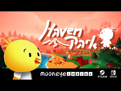 Haven Park - Presented by Mooneye Indies - Official Game Trailer