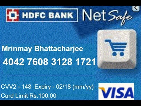 Virtual Card Buy Anything Without Any Need Of Real Credit Or Debit Card
