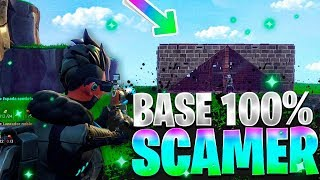THE *LEGENDARIA* BASE FOR SCAMEAR, 99.99% DO NOT KNOW #27 - Fortnite Save the World