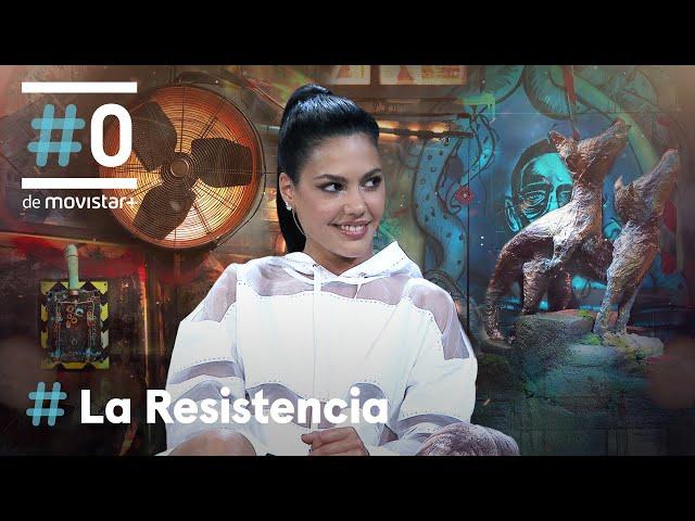 LA RESISTENCIA - Entrevista a Apolonia Lapiedra   #LaResistencia 17.06.2021