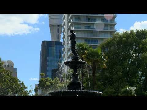 "eScapes TV - Auckland, New Zealand relaxation video - featuring Matt Marshak's ""Seduction"""