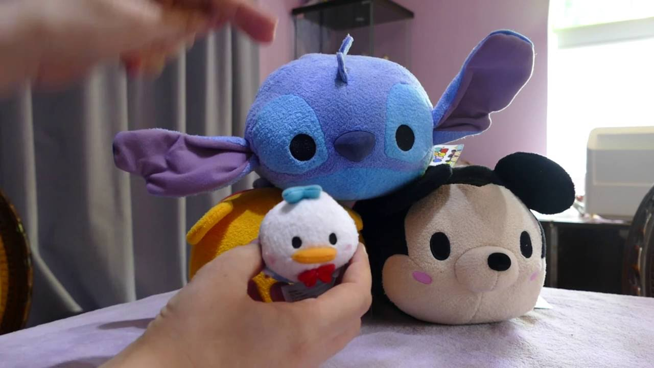 Large Plushies Review