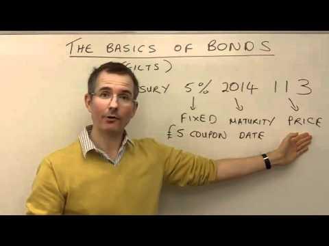 The basics of bonds - MoneyWeek Investment Tutorials