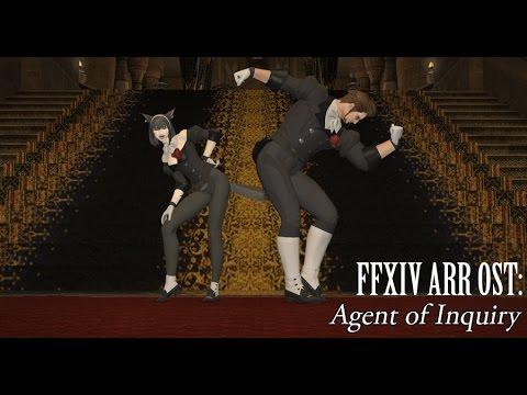 FFXIV OST Hildebrand's Theme ( Agent of Inquiry )