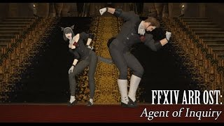 FFXIV OST Hildebrand's Theme ( Agent of Inquiry ) thumbnail