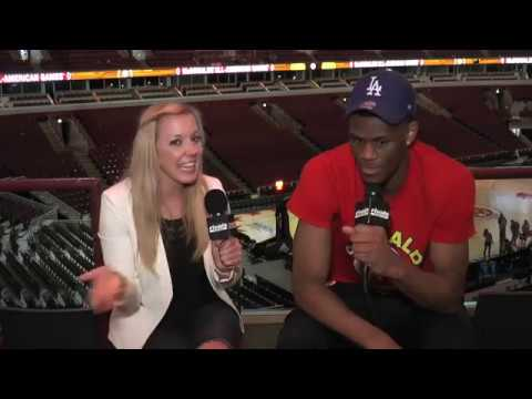 Five-Star Billy Preston Interview at McDonald