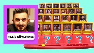 Türk Youtuberlar Kutu Oyunu Yaptık #2 - Sor Bakalım