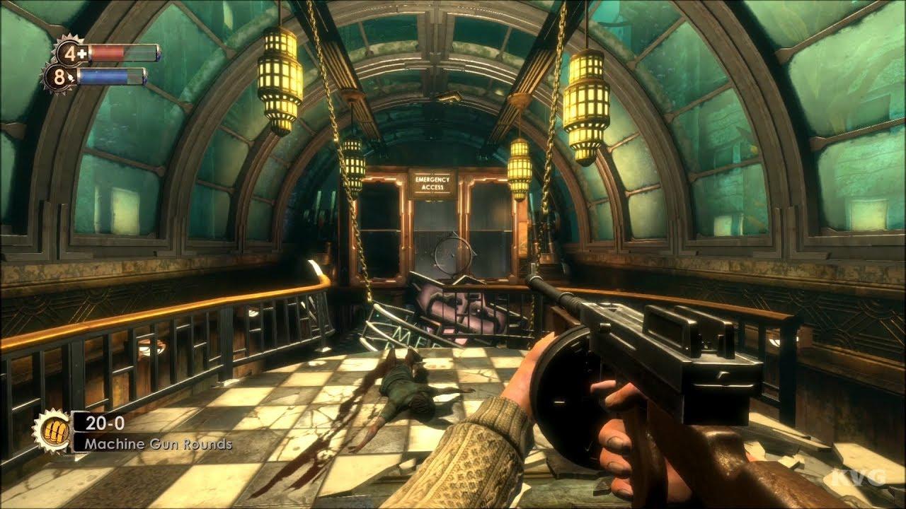 bioshock android gameplay