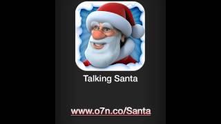 видео Говорящий Санта и Рыжик скачать бесплатно на Андроид
