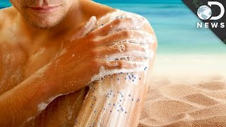 How Microbeads In Body Wash Are Ruining The Ocean