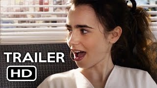 Rules Don't Apply Official Trailer #1 (2016) Lily Collins, Taissa Farmiga Drama Movie HD thumbnail