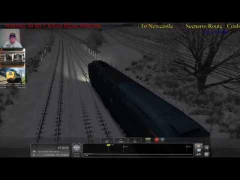 Train Simulator 2017 - Coal's To Newcastle