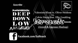 Deep Down Low vs. Melody vs. Outside (Axwell Λ Ingrosso Mashup)