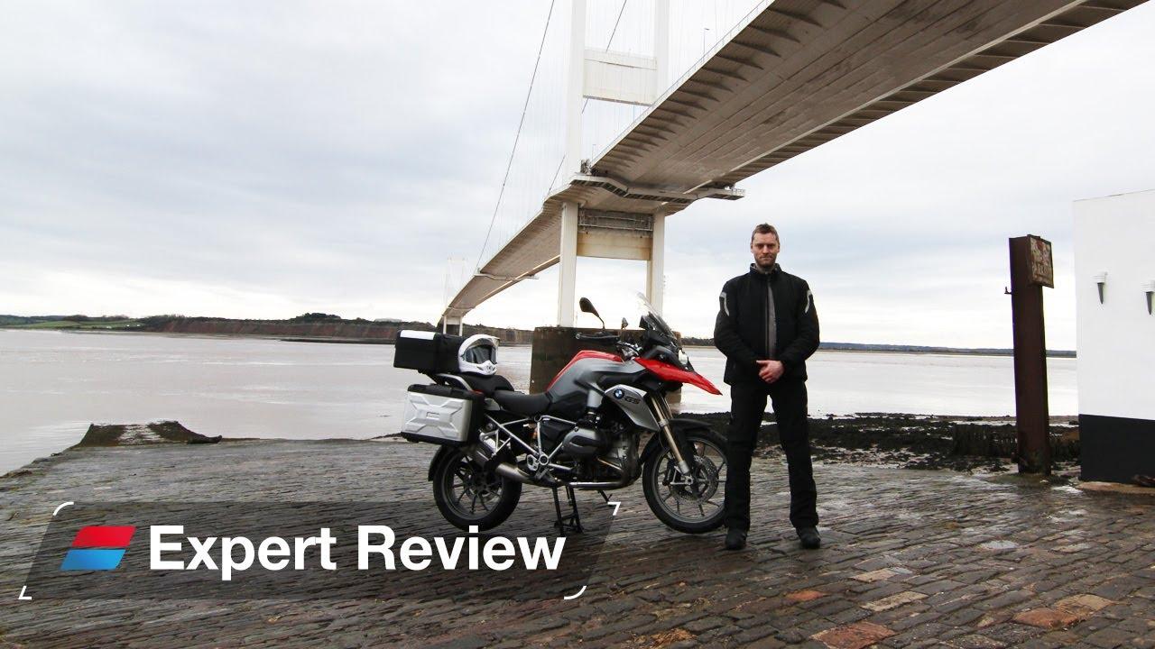 2014 BMW R1200 GS bike review - YouTube