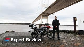 2014 BMW R1200 GS bike review