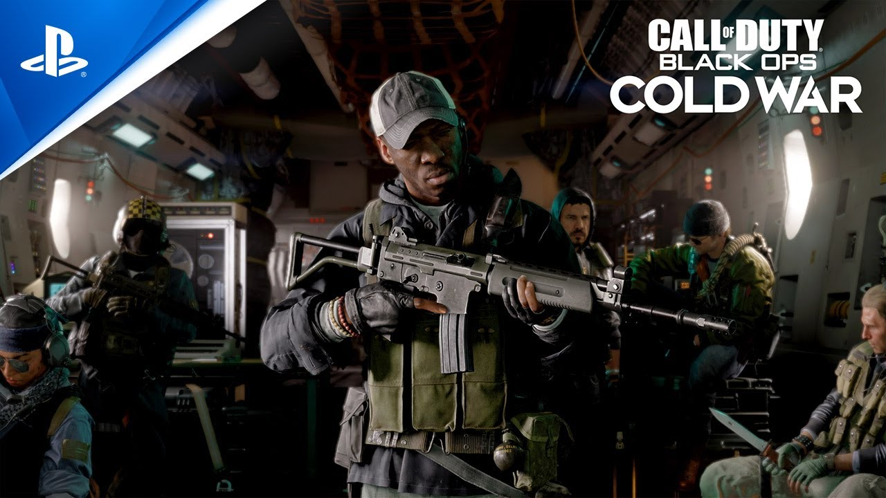 Call of Duty: Black Ops Cold War – Moninpelin julkistustraileri