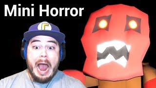 DAVE'S MONSTERS ARE GIVING ME NIGHTMARES!! | Mini Horror (Dave Microwaves Games)