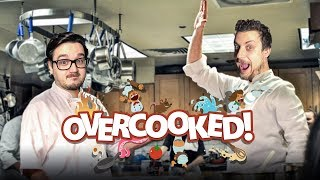 LEGJOBB CHEF DUO EVER | OVERCOOKED #MULTICOOP