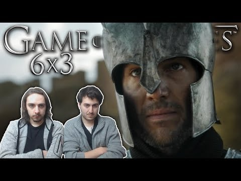 "Game of Thrones Season 6 Episode 3 REACTION ""Oathbreaker"""