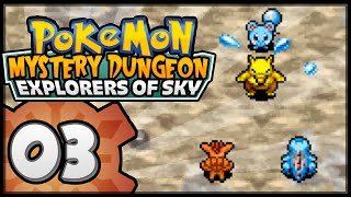 Pokémon Mystery Dungeon: Explorers of Sky - Episode 3 | Creeper Drowzee!