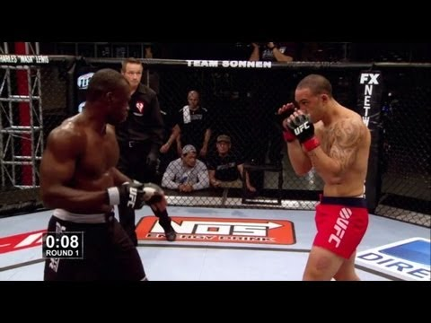 the ultimate fighter season 17 episode 1