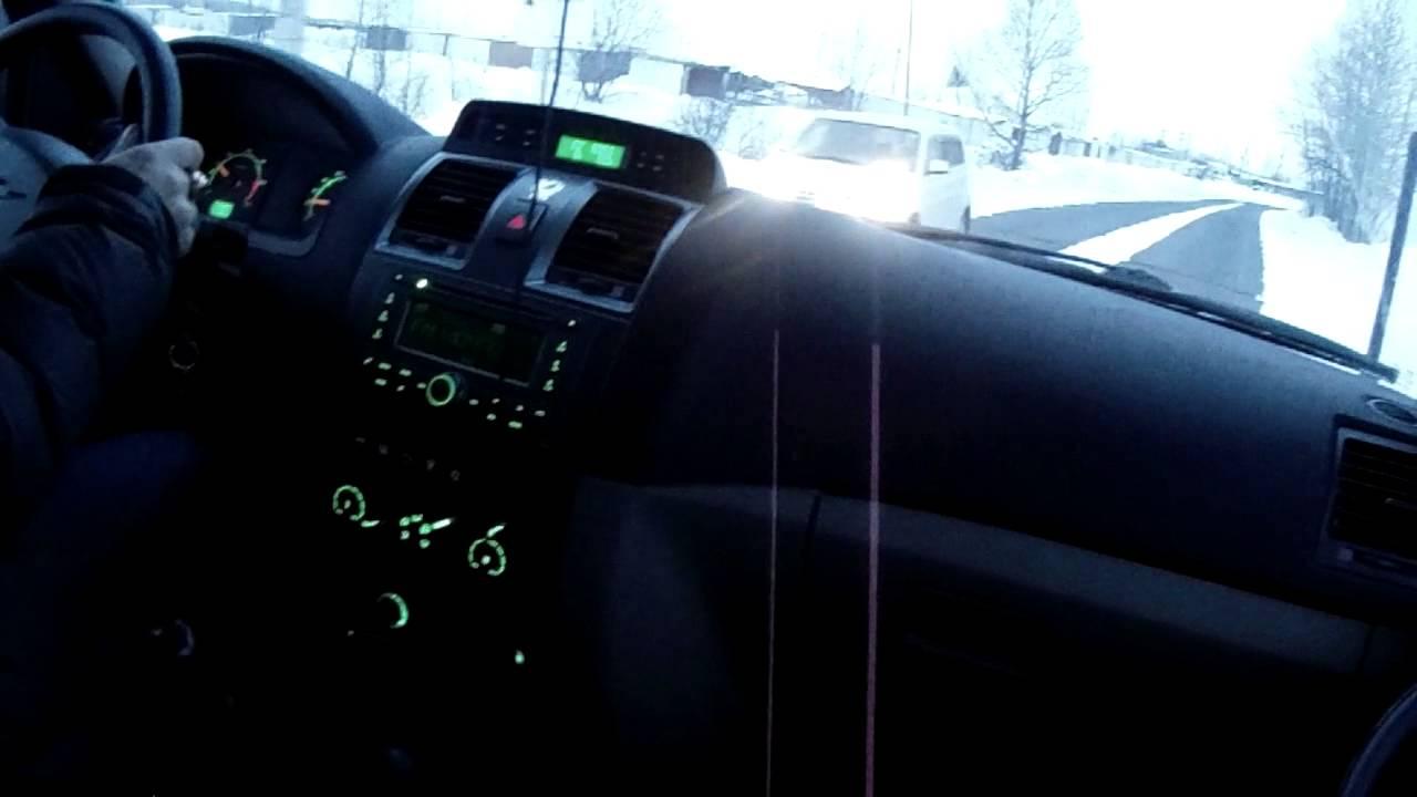 работа ДХО на хонда мобилио спайк