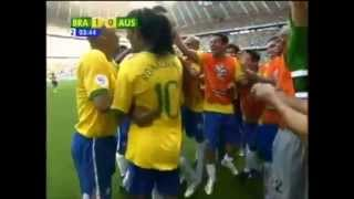 The best national team ever Brazil 02-06