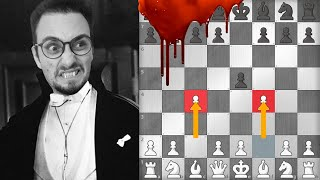 NEW CHESS OPENING: THE VAMPIRE GAMBIT